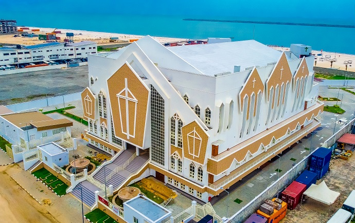 L-Acoustics Delivers Audio Versatility for New Lagos Cathedral