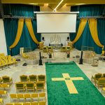 Nigerian cathedral equipped with L-Acoustics system (AV Magazine)